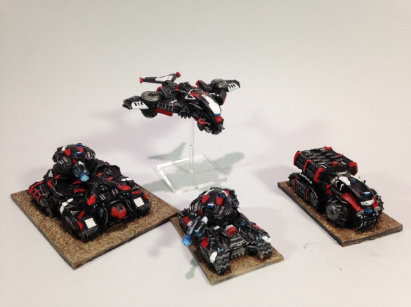 directorate-armoured-units